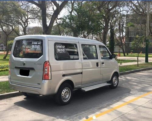 camioneta li fan - negocio-reparto con doble aire acondicion