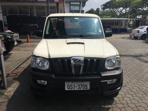 camioneta mahindra pick-up 2012 doble cabina 4x4 2.2l crde