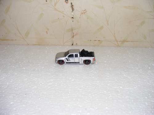 camioneta mattel -d-10