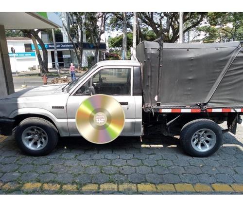 camioneta mazda b-2000
