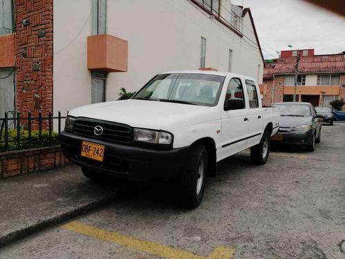 camioneta mazda b-2600 4*4 mod 2003