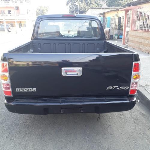 camioneta mazda bt-50 del año 2011, motor 2600