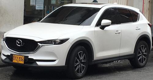 camioneta mazda cx5 modelo 2018 color blanca
