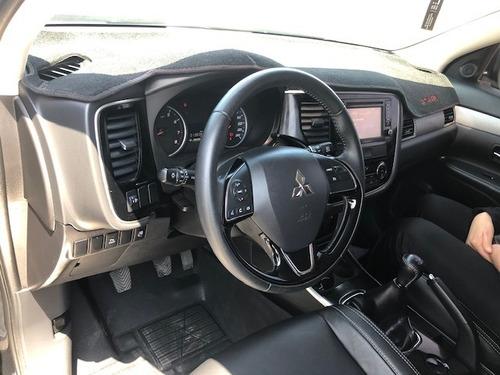 camioneta mitsubishi outlander, 2018 mecanica!! motor 2000cc