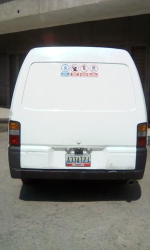 camioneta mitsubishi panel 2.0 l m/t l300 carga blanca 1996
