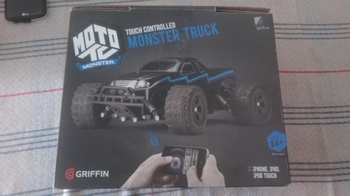 camioneta monster truck