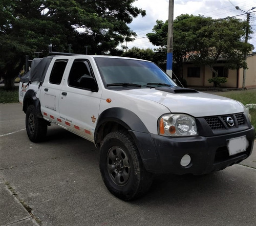 camioneta nissan d22/np300 2.488 cc, 4x4, diesel, mod. 2012