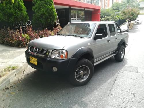 camioneta nissan frontier 4x4 3.0 turbo diesel