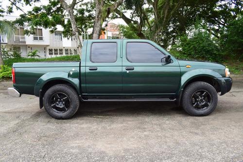 camioneta nissan frontier 4x4 diesel