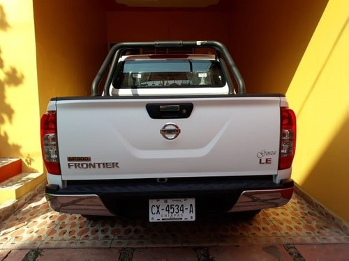 camioneta nissan np 300 frontier. 1,028 km. recorridos
