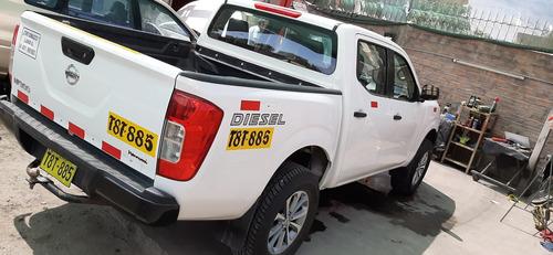 camioneta nissan pick up petrolera 2017