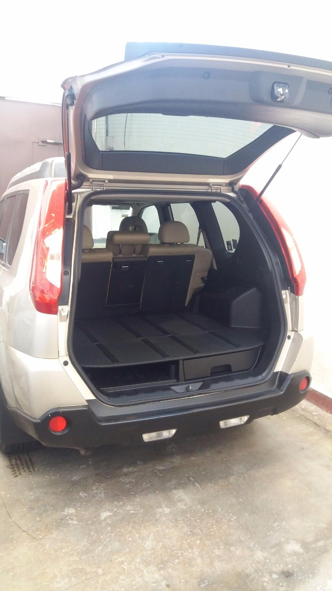 camioneta nissan  trail advanced piel ano   en mercado libre