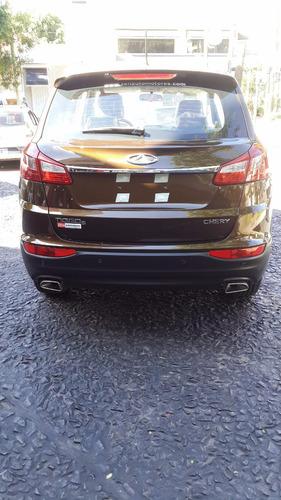 camioneta okm chery tiggo 5 luxury caja automatica y secuenc
