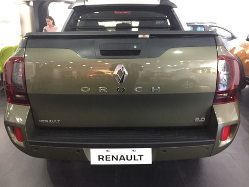 camioneta renault duster oroch