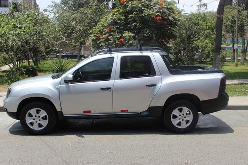 camioneta renault oroch, pickup- , venta por viaje