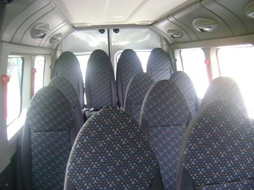 camioneta rural/minibus renault master 2013/2014