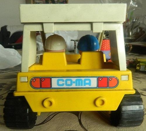camioneta safari - marca co-ma (italia) 1980 exc