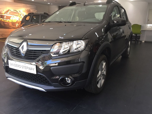 camioneta sandero stepway expression do financiado