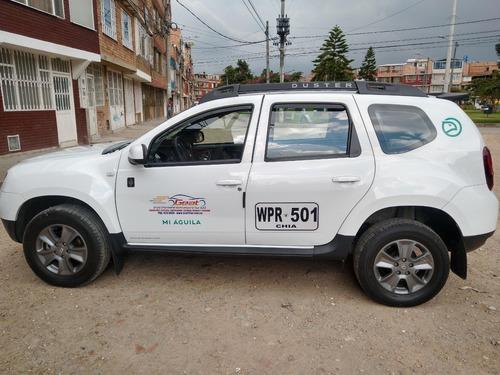 camioneta servicio especial renault duster 2020, 4x2