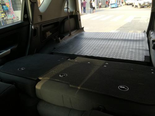 camioneta ssangyong rexton