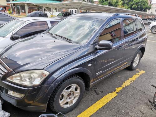 camioneta ssanyong kyron 2011 automatica4x4 7 puestos diesel