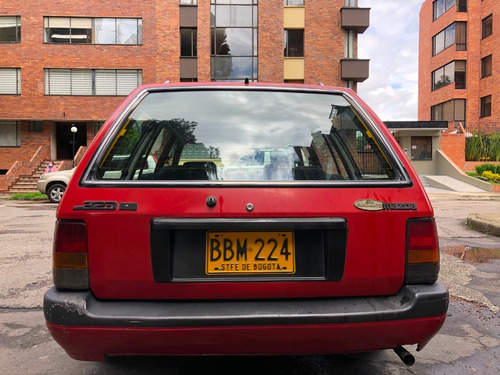 camioneta station wagon 1.500 cc mecánica modelo 1991