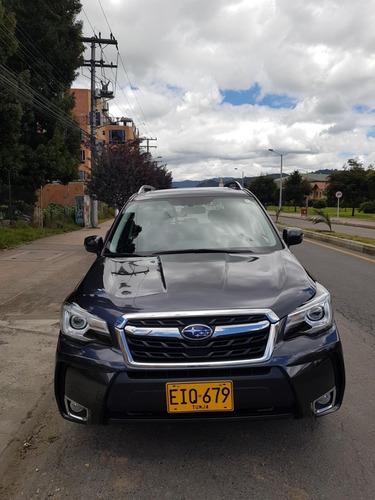 camioneta subaru forester xt turbo 2018