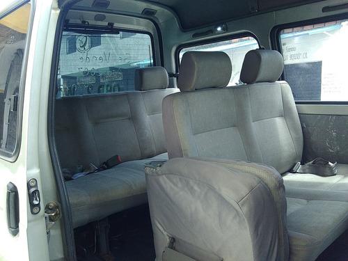camioneta super van wuling