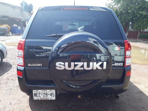 camioneta susuki grand vitara año 2009
