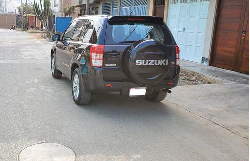 camioneta suzuki gran nomade 2015 de uso particular