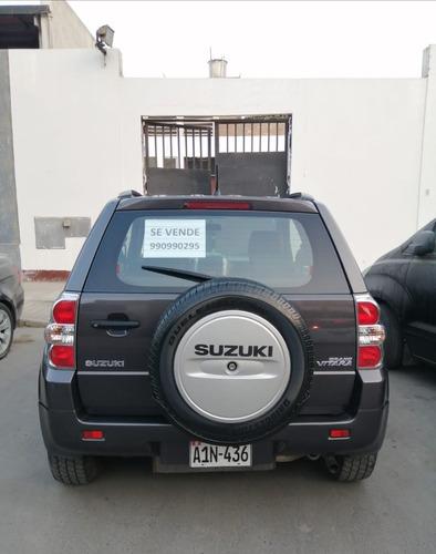camioneta suzuki grand vitara 2009