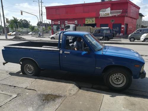 camioneta toyota alquiler/fletes dentro y fuera de la ciudad