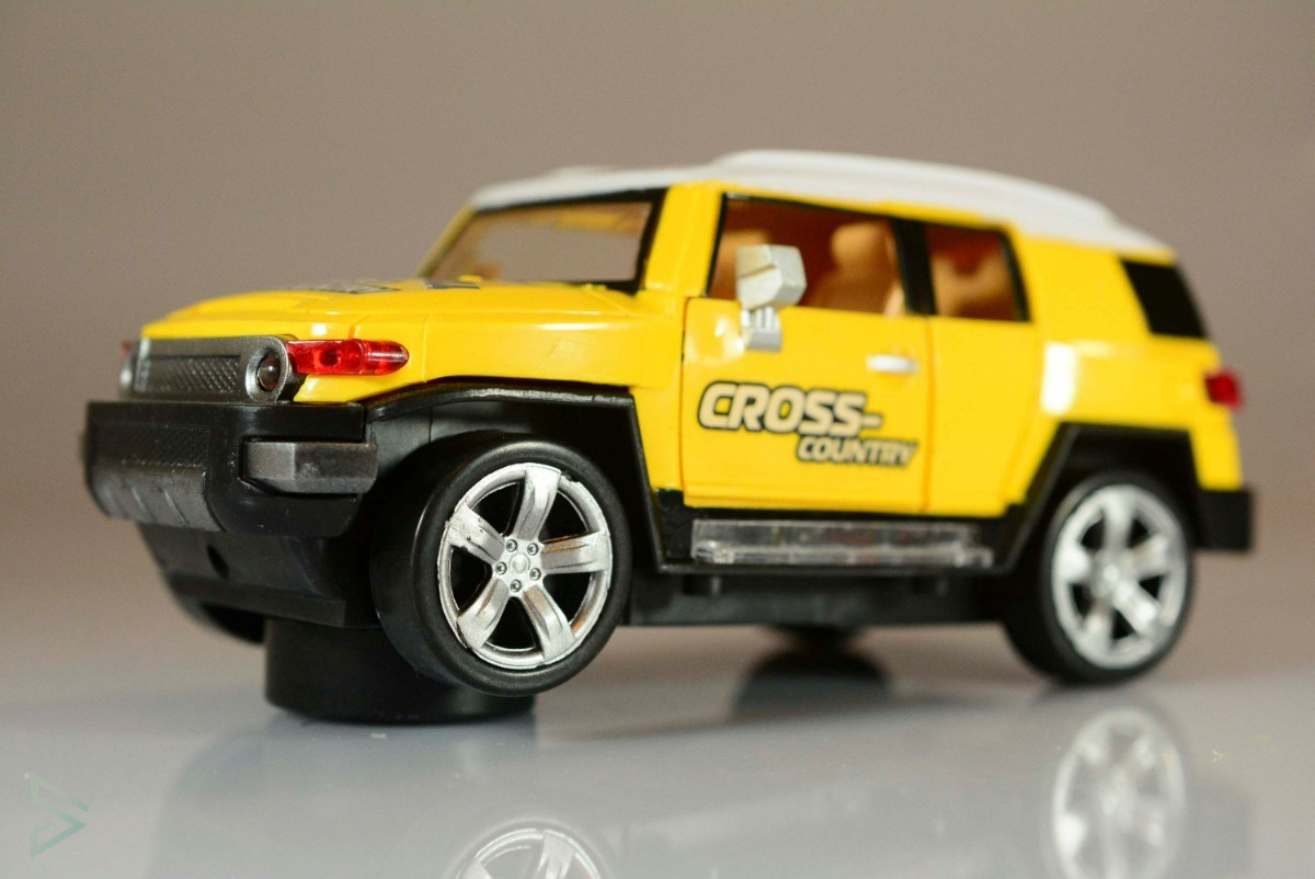 Camioneta Toyota Fj Carro De Juguete Ninos Regalo Bs 7 550 40 En