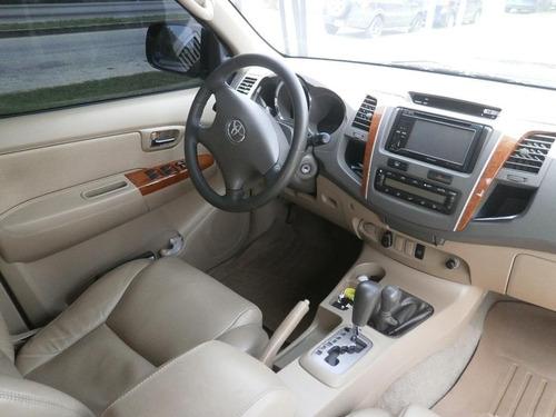 camioneta toyota fortuner 2011 gasolia 2700 4x4