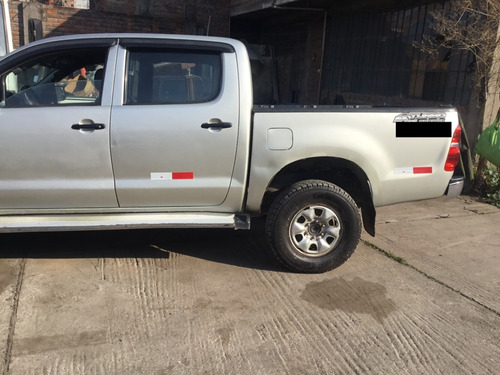 camioneta toyota hilux 2013 4x4 pick up