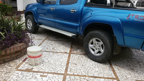 camioneta toyota tacoma