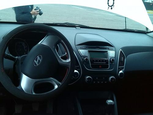 camioneta tucson ix35 2012