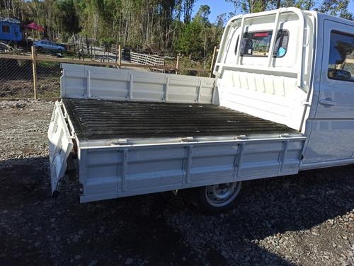 camioneta utilitaria año 2020 changan doble cabina ms201full