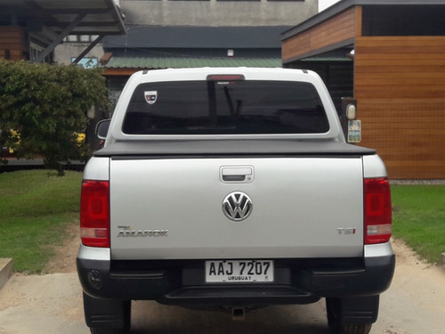 camioneta volkswagen amarok tsi 4x2 trendline descuenta iva