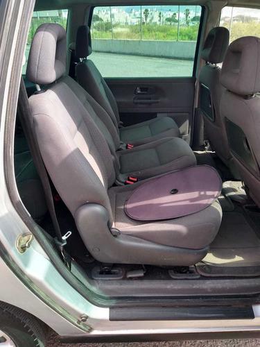 camioneta vw sharan 2005 automática 1.8t