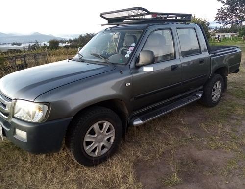camioneta zx-auto admiral 2012 dc, tecnología toyota