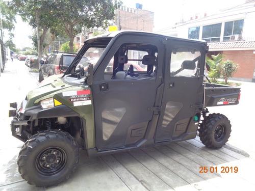 camioneta,cuatrimoto,utilitario,ranger  polaris 4x4 2015