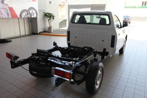 camionetas nissan np300 2.5 chasis cabina dh pack seg mt