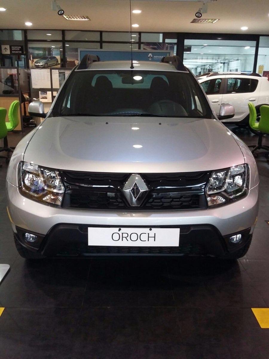 Camionetas Renault Duster Oroch Dyamique 1 6 Oroch 2019 Jl