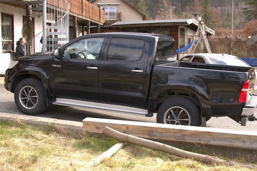camionetas toyota hilux doble cabina diesel