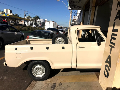 camionete chevrolet c10 ano 78 6 cilindros