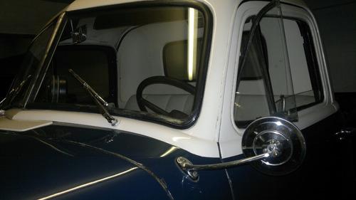 camionete chevrolet gmc 3900 1954 muito boa