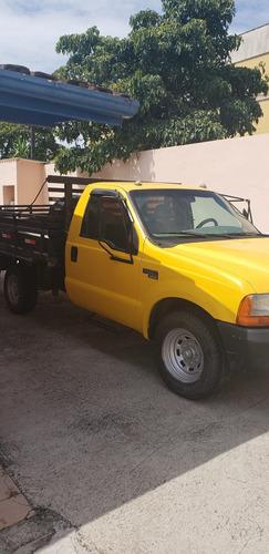 camionete f350 carroceria de madeira