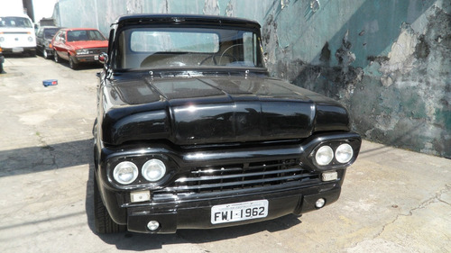 camionete ford f 100 v8 1962