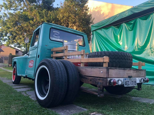 camionete ford f-75 rat road